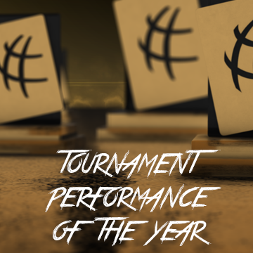 Tournament Performance of the Year