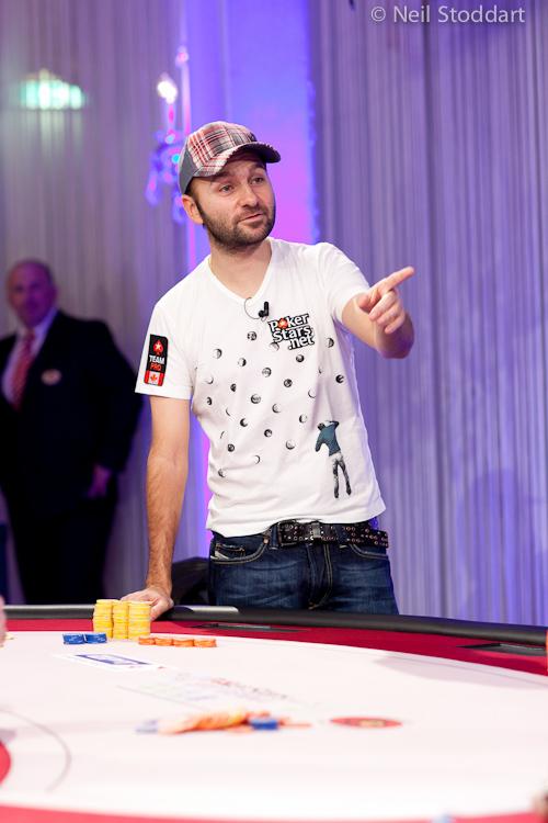 Daniel Negreanu GPI