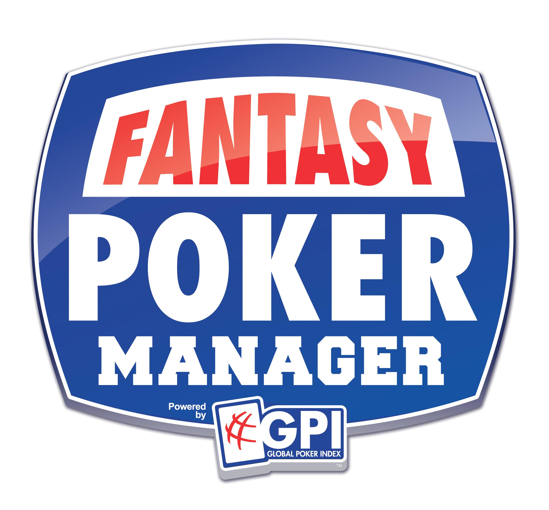 fantasy poker manager logo