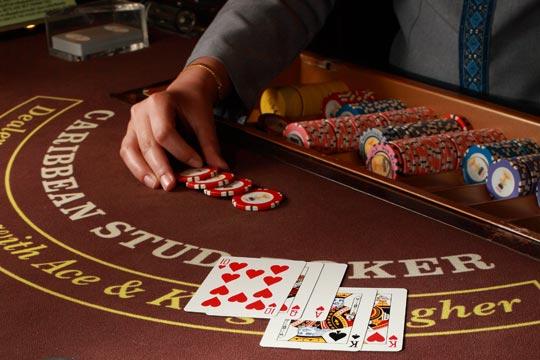 online casino trick caribbean stud